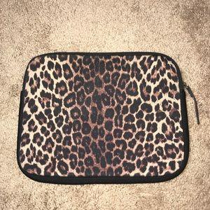 Lucky Brand Cheetah Print Tablet Case